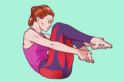9 exercícios de alongamento que podem ajudar você a se livrar da assimetria corporal e acelerar seu metabolismo