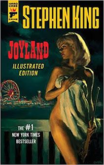 Joyland - Stephen King - Horror Book