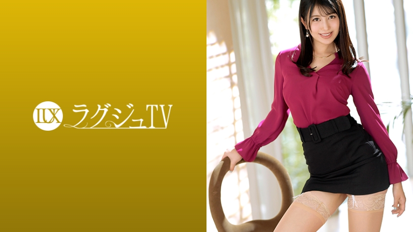 259LUXU-1240  Luxury TV 1230 Active model of height 174cm! [Tall x small face x beautiful legs] A beautiful woman with a masterpiece style loves the actor Ji-Kan and panting with dirty talk!