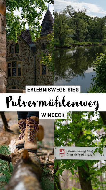 Pulvermühlenweg – Windeck  Erlebniswege Sieg  Wandern Naturregion-Sieg 30