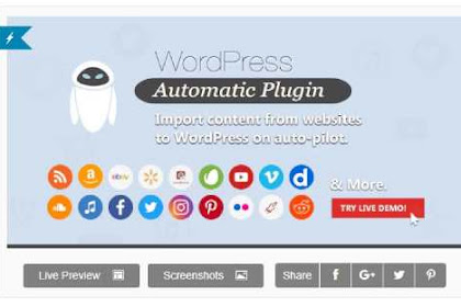 Download WordPress Automatic Plugin