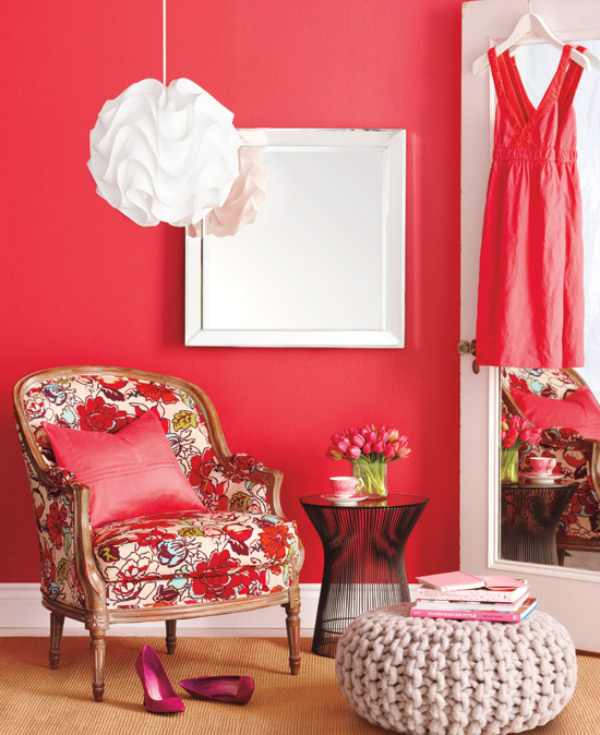 Decor For Less: Decor Thoughts: Style At Home High Low Decorating Ideas