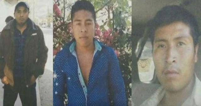 Confirman autoridades que los 5 artesanos de Veracruz fueron desmembrados en Chilapa