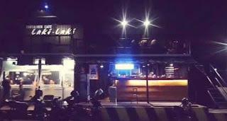 Container Cafe Laki-laki Tempat Nongkrong di Bondowoso