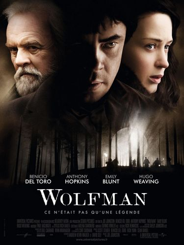 The Wolfman (2010) ταινιες online seires xrysoi greek subs