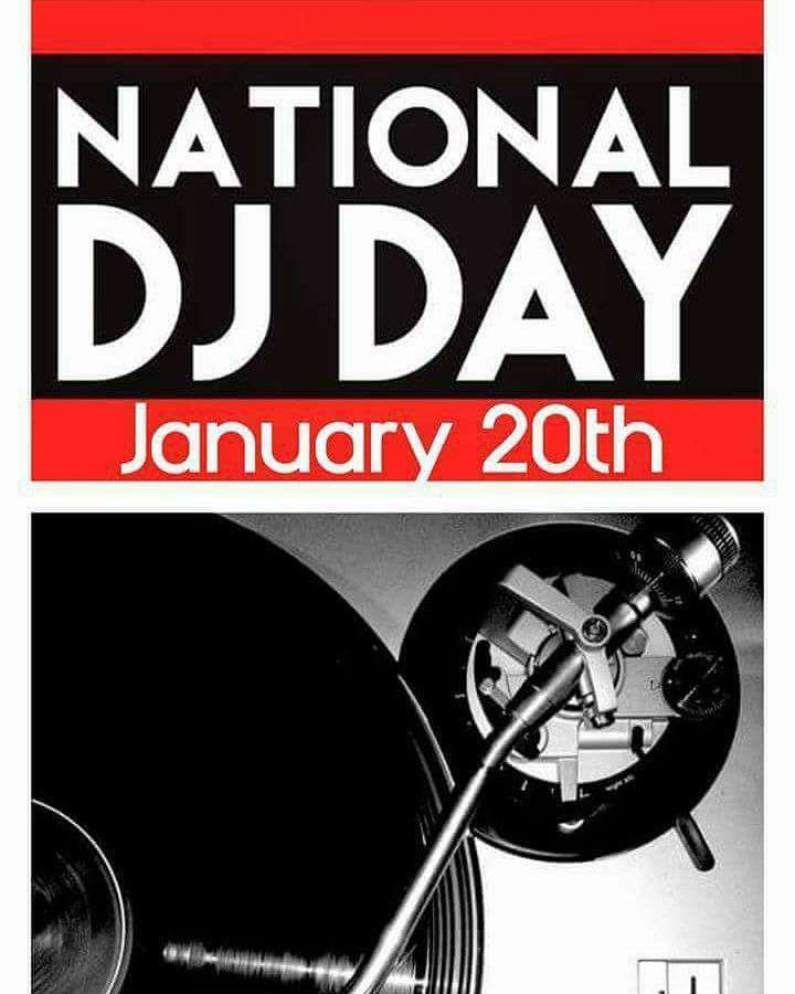 National DJ Day Wishes Unique Image