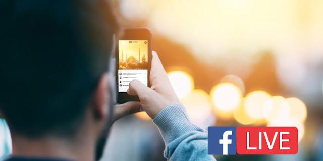 الفيسبوك تقوم الآن بوضع الإعلانات داخل الفيديوهات