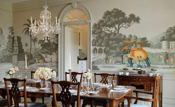 Ide Desain Ruang Makan Menarik