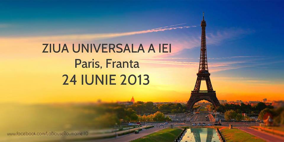 ia Romaneasca la Paris