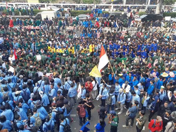 Blokir Tol Dalkot, Mahasiswa Ancam Lumpuhkan Ibu Kota!