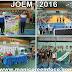 Mais de 500 alunos das escolas municipais e estaduais estão participando do 19º JOEM – 2016