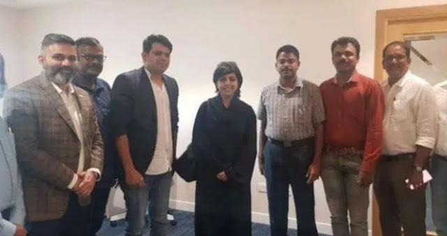 IPS ऑफिसर बुर्क़ा पहनकर पहुंच गयी सऊदी अरब, रेप के आरोपी को पकड़ लाई भारत - newsonfloor.com