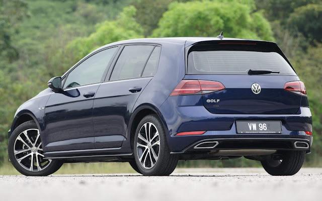 VW Golf R-Line 2020 Mk7 ganha versão Sound & Style - Malásia