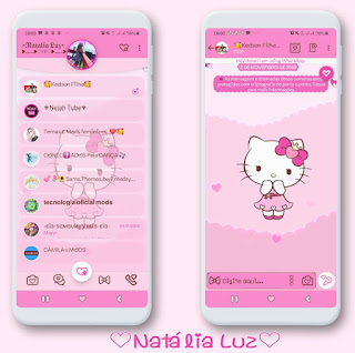 Teddy Bear Theme For YOWhatsApp & Fouad WhatsApp By Natalia Luz