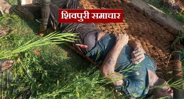 खनियांधाना: कुएं में मिली अज्ञात युवक की लाश | khaniyadhana News