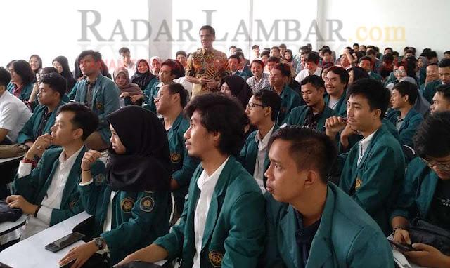 Jelang KKN di 12 Kecamatan, Okmal Beri Pembekalan Mahasiswa