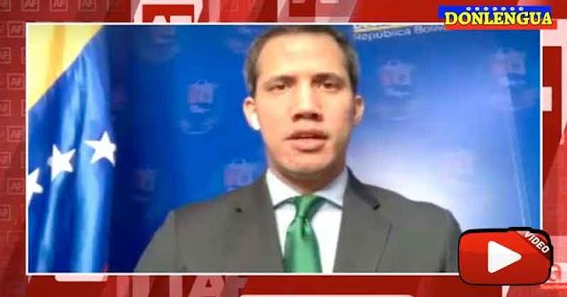 NO ESTABA MUERTO ESTABA DE... | Guaidó aparece para decir que no ha sido detenido
