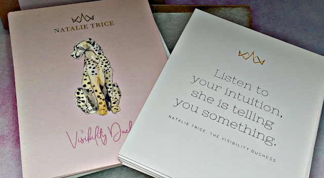 Beautiful Affirmation Cards from Natalie Trice