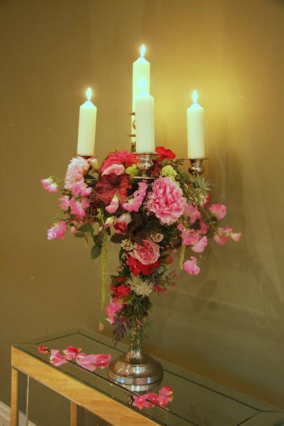 Flower Design Wedding Ceremony Styling July 2011