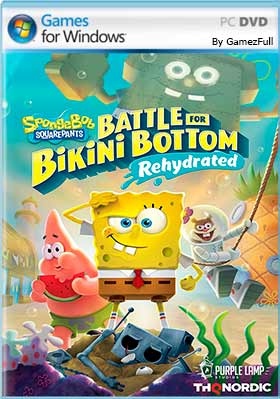 Bob Esponja Battle for BB Rehydrated PC [Full] Español [MEGA]