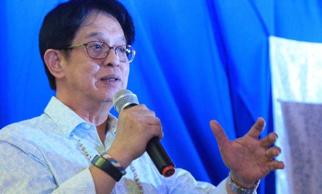 DOH-calabarzon warns residents of wading on flood waters