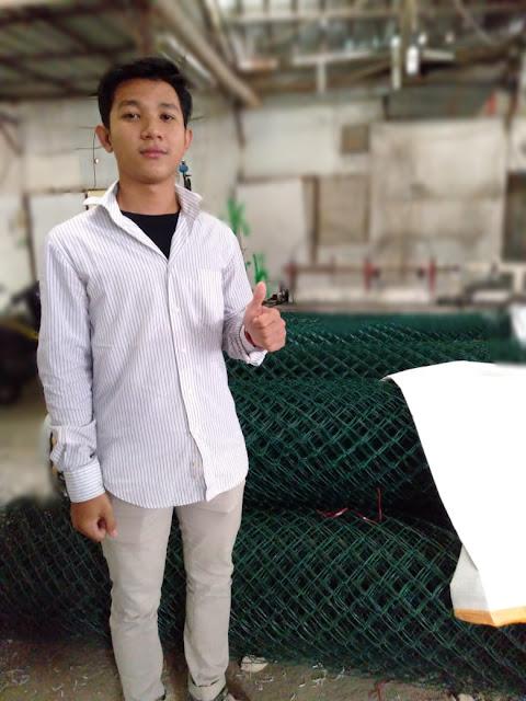 Pabrikasi Kawat Harmonika PVC Jakarta