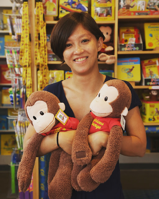 Curious George Documentary, film directors