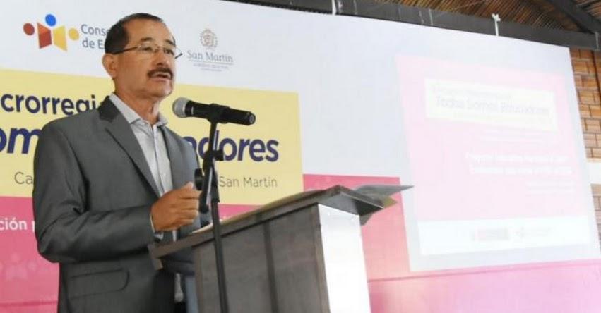 Currículo Escolar de la región San Martín tendrá enfoque ético y productivo