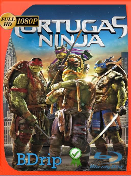 Tortugas Ninja (2014) BDRip 1080p Latino [GoogleDrive] Ivan092