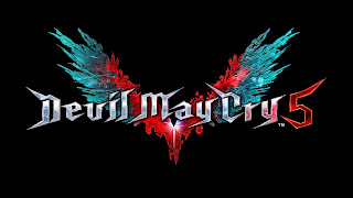 Devil May Dry 5 Logo Wallpaper