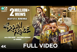 CROWN PRINCE Lyrics - Jazzy B