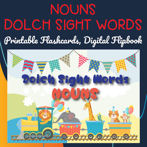 dolch sight words nouns