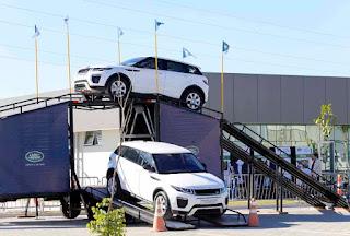 Jaguar Land Rover vai investir R$ 750 milhões no Rio