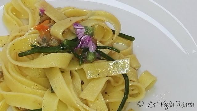 """cena """"Gastronomia in barena """" a Lio Piccolo"""