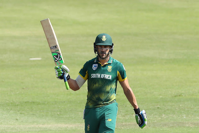 India vs South Africa: We needed 300, 269 wasn't enough on that deck, says Faf du Plessis