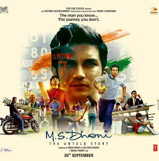 M.S. Dhoni The Untold Story Download 720p Bluray