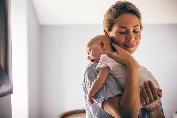 Posisi Menggendong Bayi Supaya Nyaman