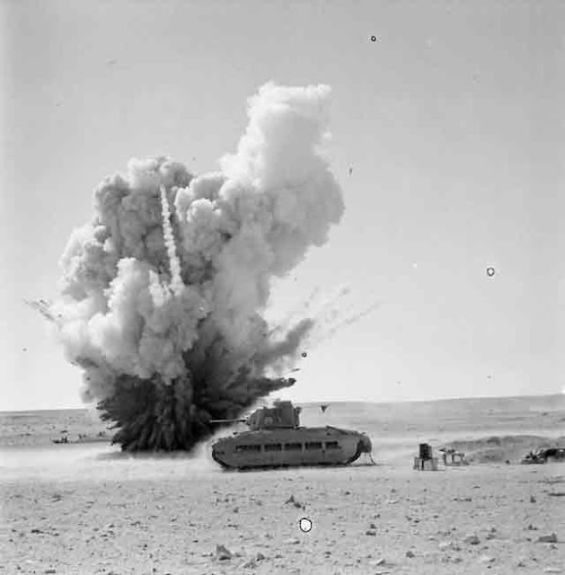 Matilda tank at Tobruk, 15 October 1941 worldwartwo.filminspector.com