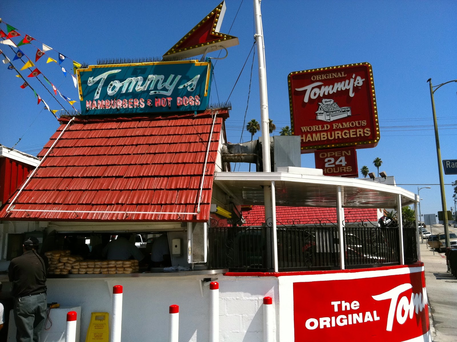 Tommy S Restaurant Downtown