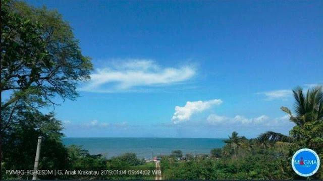 Masyarakat Diimbau Hindari Tepi Pantai Selat Sunda Radius 500 Meter