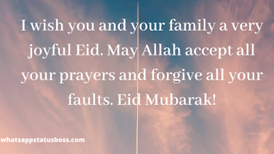 happy eid ul fitr wishes quotes