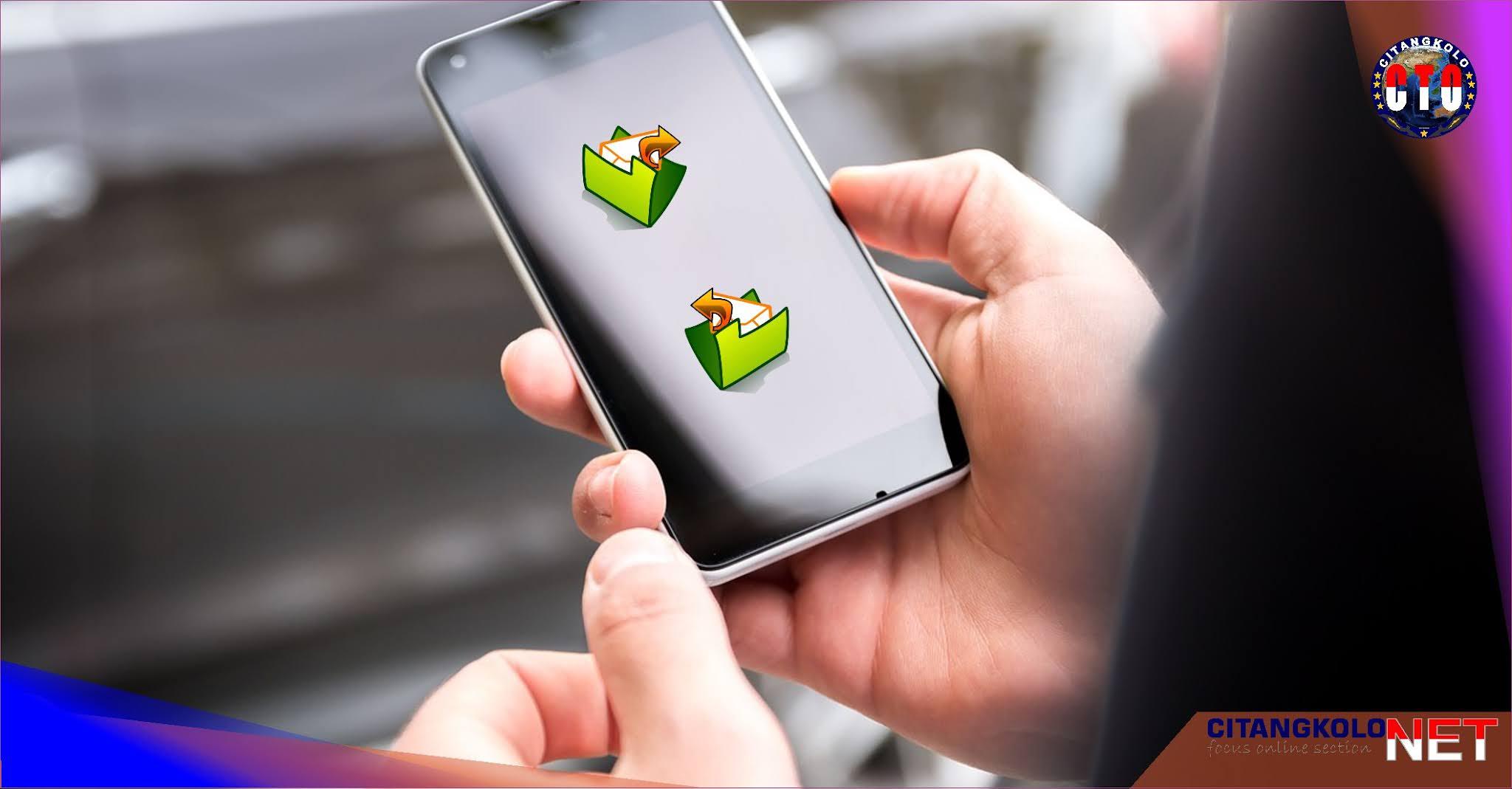 mengembalikan folder yang terhapus di android