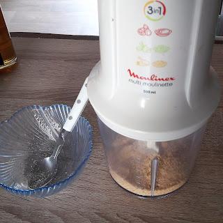 recette rapide pâte à tartiner maison chocolat nutella mixer noisette enfant