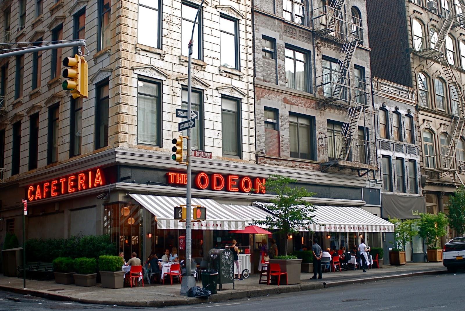 The Corner Cafe New York Ny