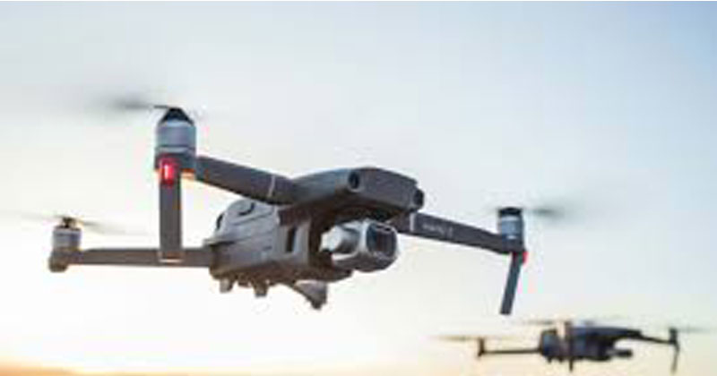 The drone was found in the Indian Air Force,www.thekeralatimes.com