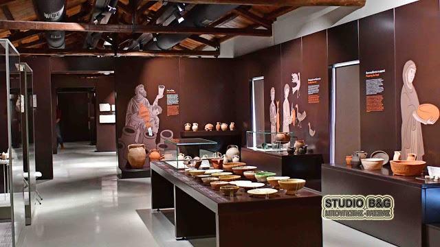 Το Βυζαντινό Μουσείο επισκέφθηκε το 2ο ΓΕΛ Άργους