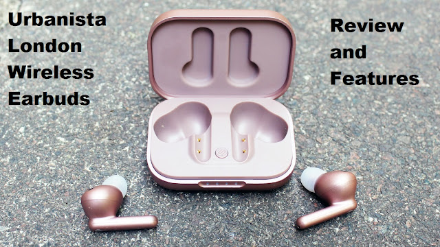 Urbanista London Wireless Earbuds: Review and Features