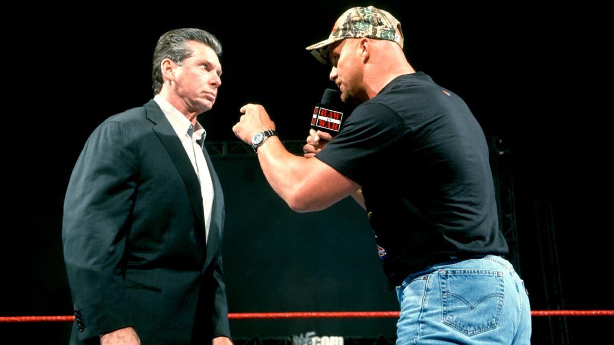 Steve Austin revela o que sua comemoração gerou para Vince McMahon