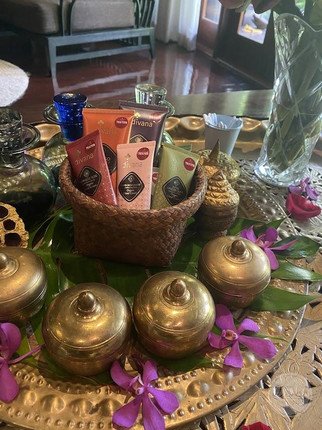 :: ครั้งแรกกับ Divana Spa กับโปรแกรมบำรุงผิวด้วยดอกบัว Longevity Phikat Bua Arokaya ::