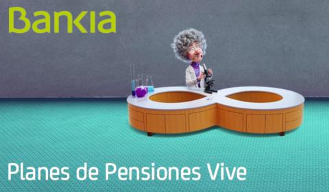Bankia - Planes de Pensiones Vive